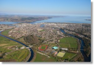 Inverness from the West