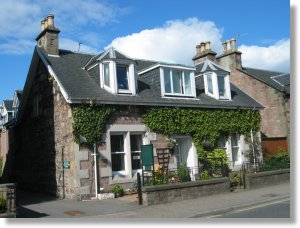 Mardon B&B accommodation, Inverness Scotland UK